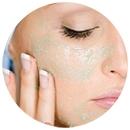 Drenagem e Esfoliação Facial em Casa